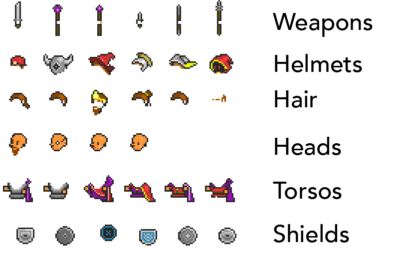 Sprite Components